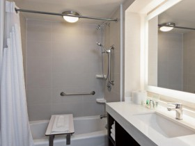 Bathroom - Executive Double Room - Chambre day use