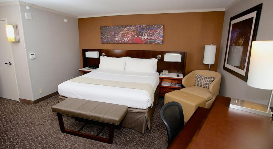 Los Angeles Executive King Room