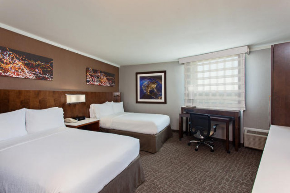 Los Angeles Executive Double Room